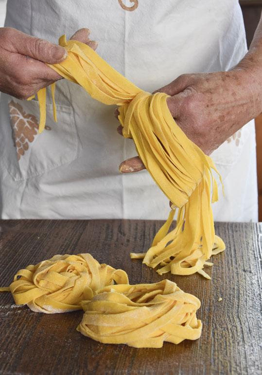 pasta fresca fatta in casa Rimini